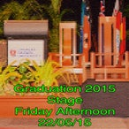 Stage Friday Afternoon 22/05/15