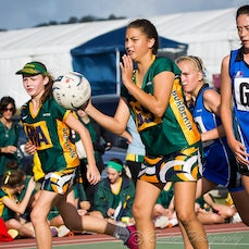 Burdekin State Age 2015 Days 1, 2 & 3 - Netball Queensland State Age Championships 2015