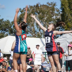 Highfields State Age 2016 - Netball Queensland State Age Championships 2016