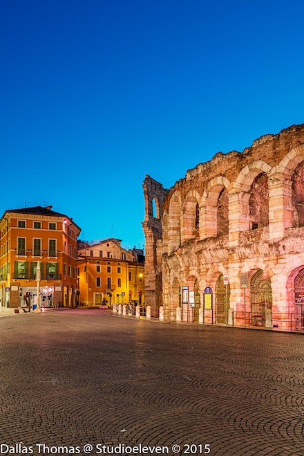 The Arena at blue hour-2709-Edit