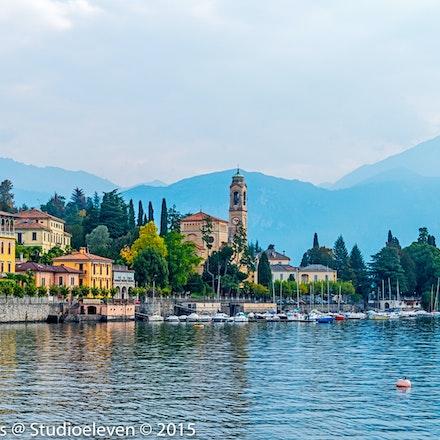 Azzano from the lake  -1658-Edit-Edit