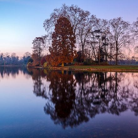 222 - Paris - 12th - 271116-1515-Edit-Edit - Dawn Sunday morning at Bois de Vincennes