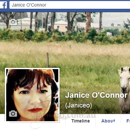 Janice OConnor Facebook timeline image - Having a personal cover image for your timeline can show your interests, hobbies, family and friends, special...