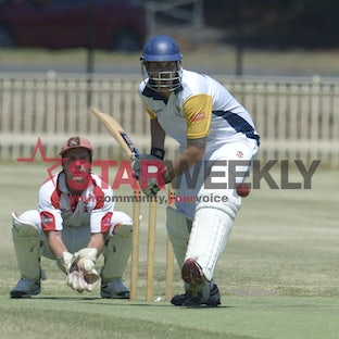 GDCA Bacchus Marsh vs Romsey - GDCA McIntyre Cup match between Bacchus Marsh and Romsey. Pictures Damian Visentini