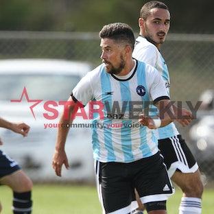 FFA Cup: Melbourne City v Dandenong City - FFA Cup round 4,  Melbourne City v Dandenong City. Pictures Damjan Janevski.