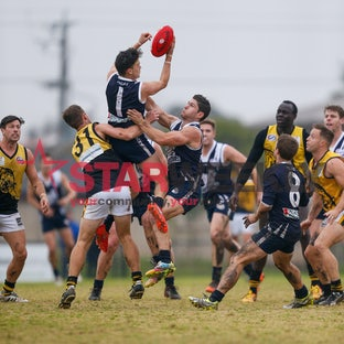 WRFL: Hoppers Crossing v Werribee Districts - Pictures: Luke Hemer