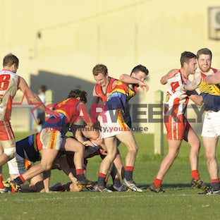 WRFL: North Footscray v Yarraville-Seddon - Pictures by Damian Visentini