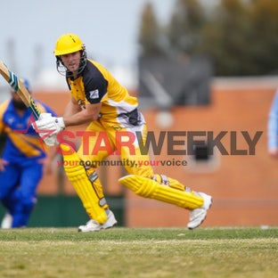 VSDCA, Taylors Lakes vs Werribee - VSDCA, Taylors Lakes vs Werribee one-dayer. Pictures Luke Hemer