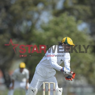 Roxburgh Park Falcons & Sydenham-Hillside Cricket - Photos by Damian Visentini
