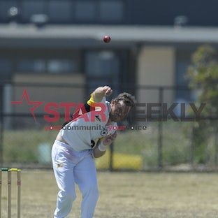GDCA, B-grade St Anthonys vs Sunbury United - GDCA, B-grade St Anthonys vs Sunbury United, day 1. Pictures Damian Visentini