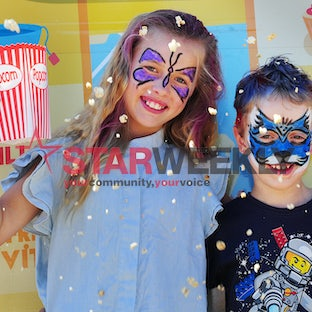 Carnival - Colour and fun at the St. Ambrose Primary School carnival.