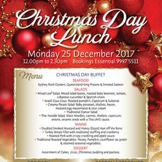 SNB Christmas Lunch (SOLD OUT) - Free Downloads