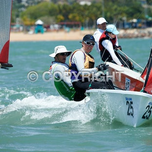 Tasar Nationals 2015 Day Five Townsville - Tasar Nationals 2015 Day Five Townsville