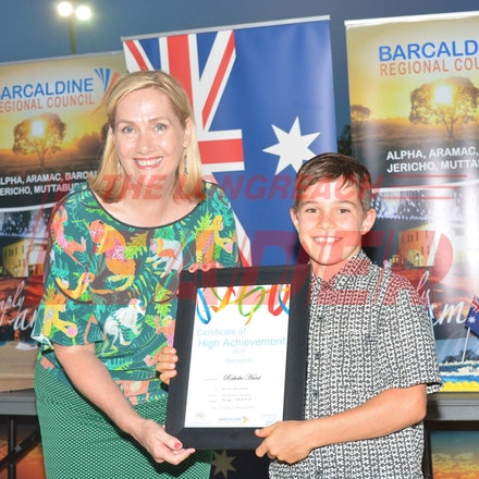 170126_DSC_7891 - Barcaldine Certificate of High Achievement: Rokoko Hunt.