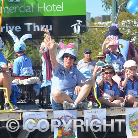 170414 Longreach Easter Parade