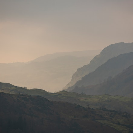 Light from Loughrigg