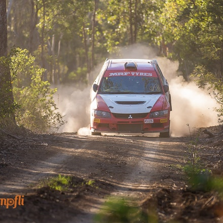 P3 Benarkin Rally 2016 - Images of the 2016 P3 Benarkin Rally, in Benarkin, Queensland.